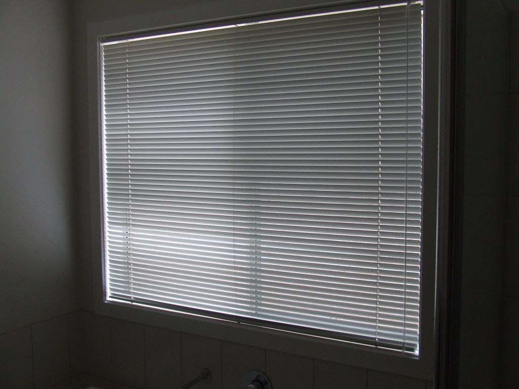 Aluminium Venetian Blinds